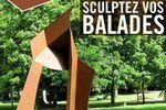 Sculptez vos balades : 16 sculptures monumentales à découvrir