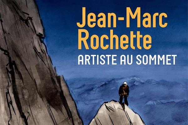 "Expo ""Jean-Marc Rochette. Artiste au sommet"" à Grenoble"