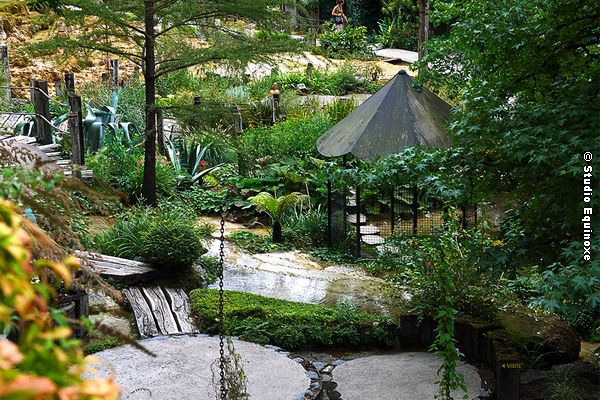Le Jardin des Fontaines Pétrifiantes fête son 25e printemps !