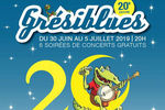 Grésiblues Festival 2019 dans le Grésivaudan