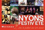 Nyons Festiv'Été 2019, c'est reparti pour la 12e édition !