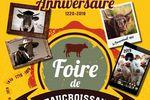 800e Foire d'automne de Beaucroissant du 13 au 15 septembre 2019