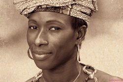 Kady Diarra - Concert pour la Paix à La Source de Fontaine