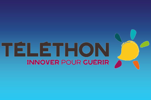 """Téléthon 2019 """"Innover pour guérir"""" en Rhône-Alpes"""