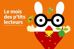 Le mois des p'tits lecteurs dans les bibliothèques de Grenoble