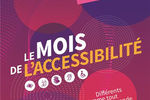 Le mois de l'accessibilité dans les bibliothèques de Grenoble