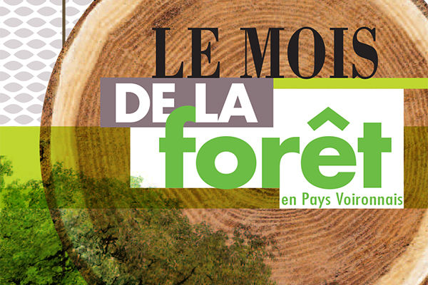 Ferme et Forêt, grandeur nature à St-Sulpice-des-Rivoires