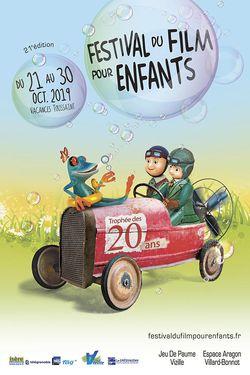 Festival du film pour enfants 2019 à Vizille et Villard-Bonnot