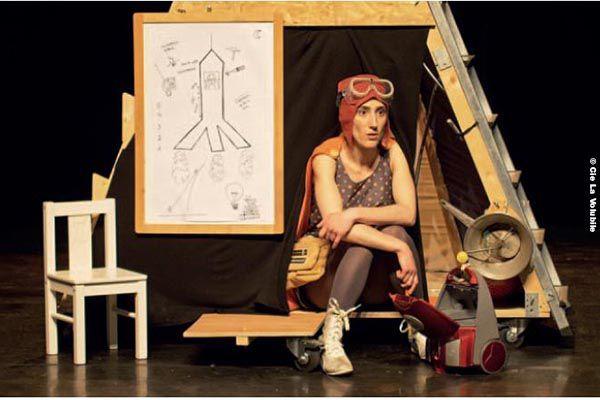 Fillette, spectacle jeune public à Romans-sur-Isère
