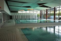 La piscine intercommunale [CNI] à Crolles a rouvert ses portes