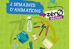 """2 Semaines d'animations """"Zéro Déchet"""" en Pays Voironnais"""