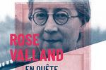 """Expo """"Rose Valland. En quête de l'art spolié"""" au Musée Dauphinois"""