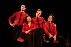 Les Goguettes - Chanson, Humour, Comédie au Théâtre de Valence