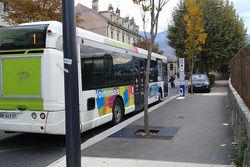Adaptation des lignes de transport du Pays Voironnais