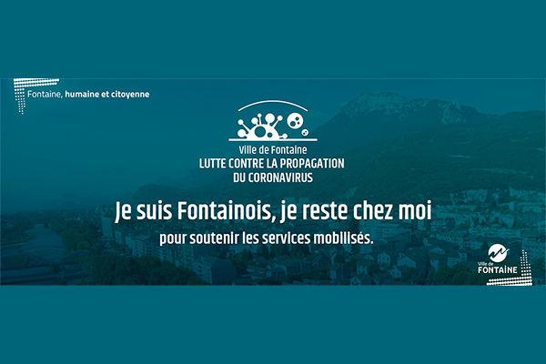 Information, conseils et accompagnement des habitants de Fontaine