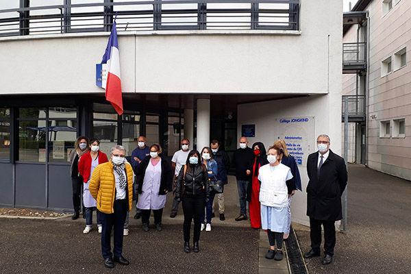 Les collèges de l'Isère ont rouvert leurs portes