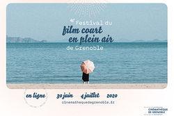 Festival du Film court en Plein air de Grenoble... en ligne