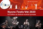 """""""Festiv'été"""", l'incontournable rendez-vous estival de Nyons"""