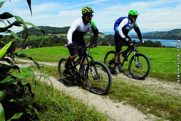 Multipliez les échappées en vélo dans le Pays Voironnais !