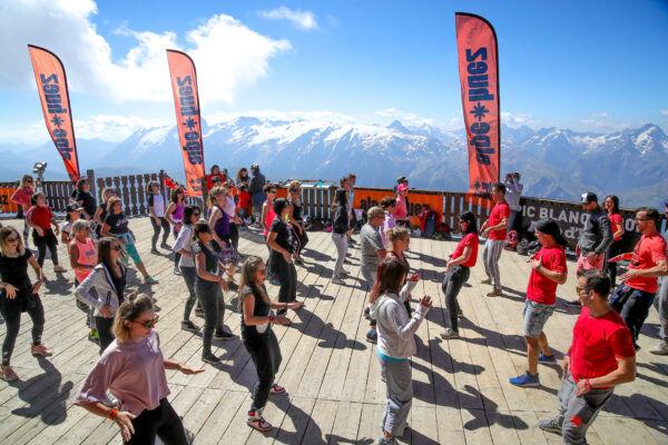 Convention Fitness 2020 à l'Alpe-d'Huez