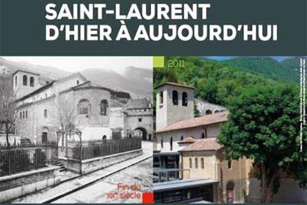 """Expo """"Saint-Laurent d'hier à aujourd'hui"""" au Musée archéologique"""