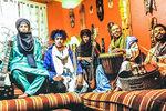 Soirs d'été : Tigadrine + Maya Kutsi au Parc La Poya de Fontaine