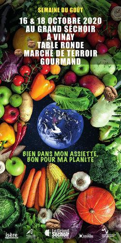 Le Grand Séchoir : Bien dans mon assiette, bon pour ma planète