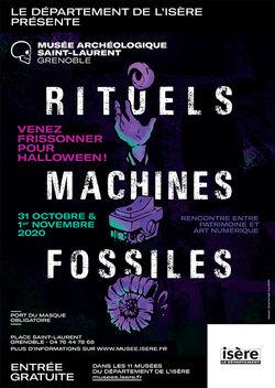 Halloween au Musée Archéologique Saint-Laurent