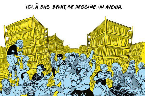 Chut ! film documentaire à la médiathèque de Fontaine