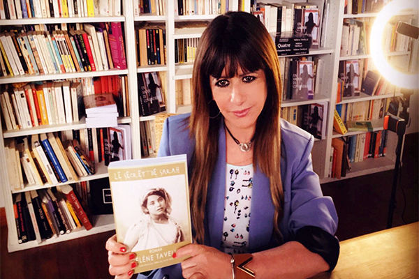 """""""Le Secret de Sarah"""", le 5e roman de Hélène Tavelle"""