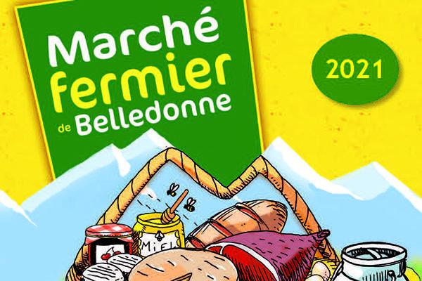 les marchés fermiers de Belledonne, ça continue !