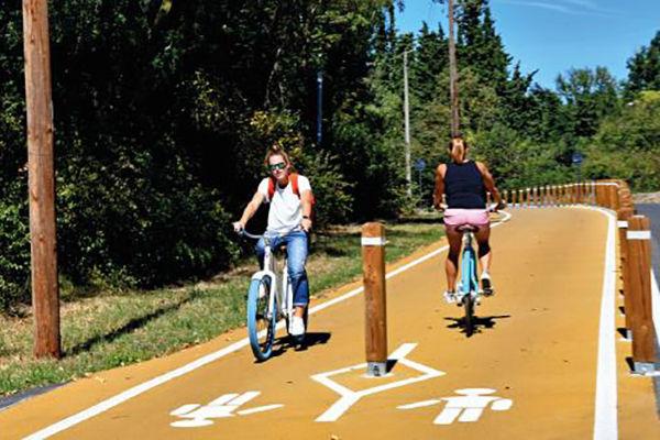 Valence labellisée Ville à vélo du Tour de France
