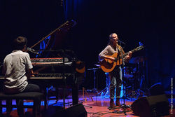 Baptiste BAILLY Trio et Roxane ARNAL, concert Jazz en Bièvre