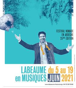 Festival Labeaume en Musiques 2021