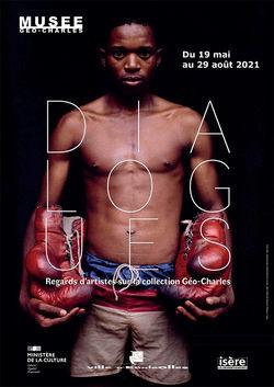 """Expo """"Dialogues"""" au Musée Géo-Charles d'Échirolles"""