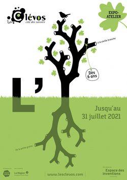 """Expo """"L'arbre, de la petite graine à la vieille branche"""""""