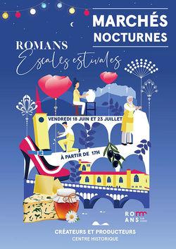 Escales gourmandes : faites votre marché à Romans-sur Isère