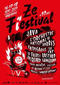 Ze Fiestival - Festival de musiques actuelles à Marsanne