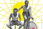 """Expo """"Un amour de vélo"""" au Musée dauphinois de Grenoble"""