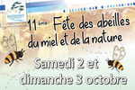 11e édition de la fête des abeilles à Montbonnot-St-Martin