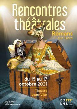Les Rencontres théâtrales 2021 de Romans-sur-Isère