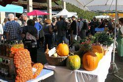 Marché du terroir gourmand aux saveurs d'ici et d'Asie à Vinay