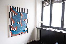 Expo Callum Murphy à la Galerie Tracanelli de Grenoble